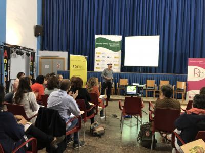 #FocusPyme: Empleo Verde, Reinvención, Soluciones. Inauguración (5)