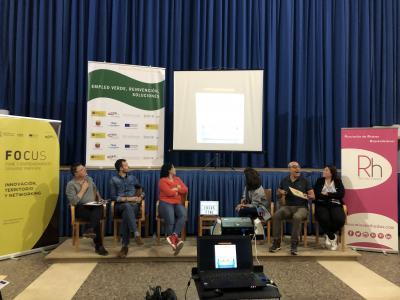 #FocusPyme: Empleo Verde, Reinvención, Soluciones, mesa de experiencias(9)