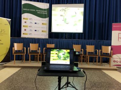 #FocusPyme: Empleo Verde, Reinvención, Soluciones, preparación sala (6)