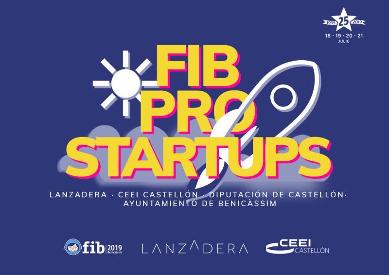 Invitación: 1ª edición del FIB Pro Startups