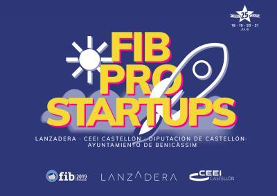 1ª edición FIB PRO STARTUPS