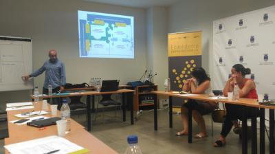 Taller innovación territorial Oropesa 09.07.2019