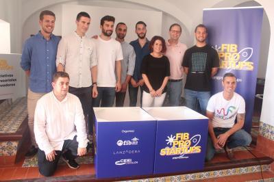 Singerfy triunfa en la final de la primera edición de FIB Pro Startups