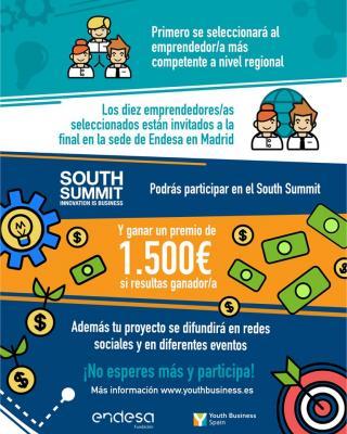 Premio Youth Business y Endesa