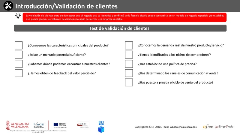 0.1 - Test de Validación Clientes (Portada)