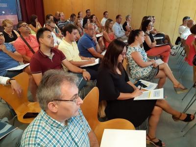 Unión de Mutuas y CEEI Castellón aclaran dudas sobre el registro de la jornada laboral