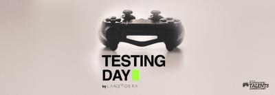 Testing Day PlayStation Talents – Lanzadera