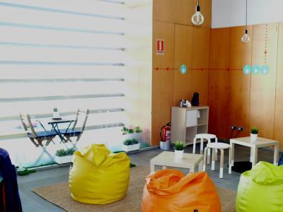 zona creatividad Coworking CEEI Castellón