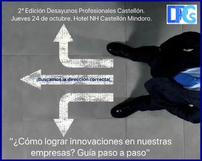 """""""¿Cómo lograr innovaciones en nuestras empresas? Guía paso a paso"""". Paco Corma"""
