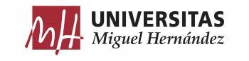 UMH Universidad Miguel Hernández.