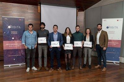II Programa Órbita entrega premios