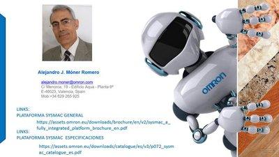 Ponencia de Alejandro J. Moner de Omron