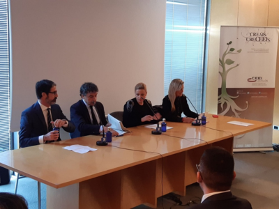 CEEI Castellón acoge una sesión networking sobre tecnología y turismo de la Comunitat Valenciana