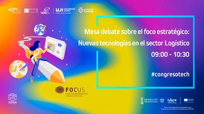 Informe conclusiones Mesa debate: Nuevas tecnologías en el sector Logístico