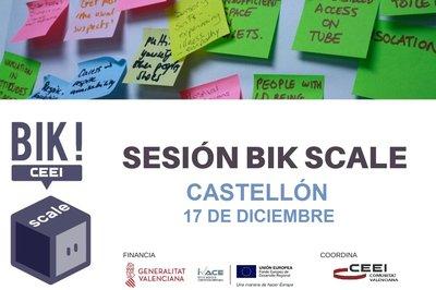 Sesión BIK SCALE en Castellón