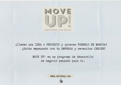 move up! emprede con éxito
