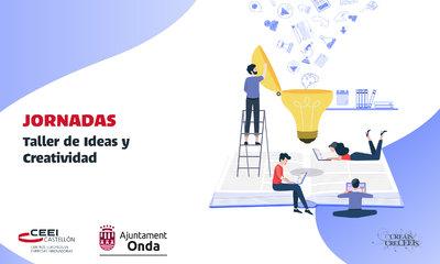 Taller: Ideas y Creatividad. Colegio Rosa Molas, Onda