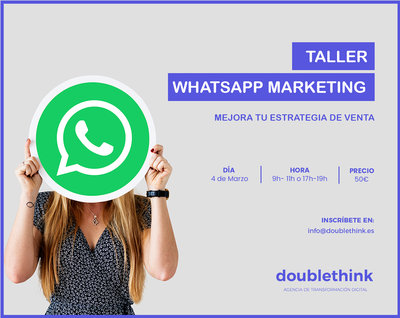Taller: Whatsapp Marketing