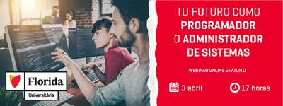 Webinar Formación oficial en TIC - Online