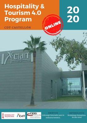 Programa completo Cdt: Hospitality & Tourism 4.0