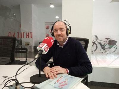 Vicent García i Martí, presidente de AlternaCoop