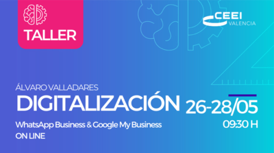 Taller WhatsApp Business & Google My Business ON LINE
