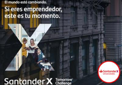 Santander X Tomorrow Challenge