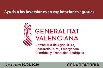 Ayuda a explotaciones agrarias mediante planes de mejora
