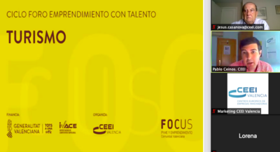 Presentación del Comité de organización Foro Emprendimiento con Talento Turismo