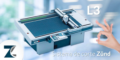 Sistema de corte Zünd L3