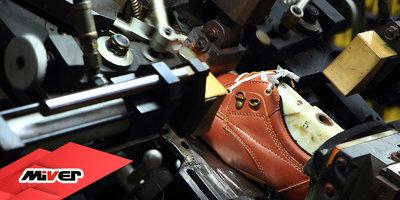 Maquinaria para fabricación de calzado