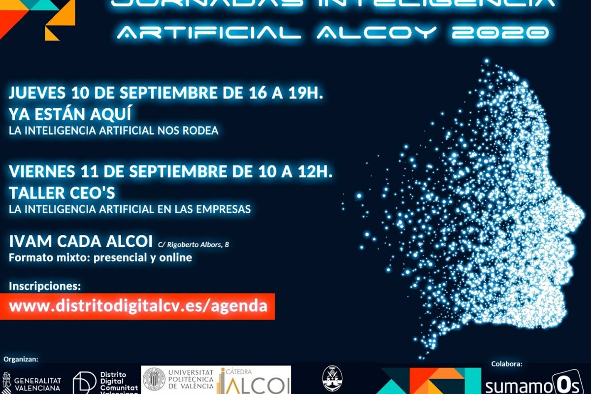 Jornadas de Inteligencia Artificial  Alcoy 2020