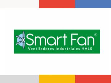 Smart Fan logo scaleup