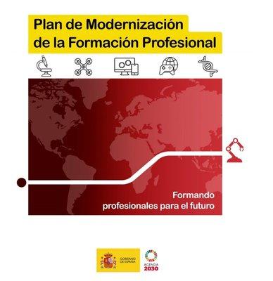 Plan Modernización Formación Profesional