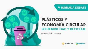 V Jornada debate - Plásticos y Economía Circular
