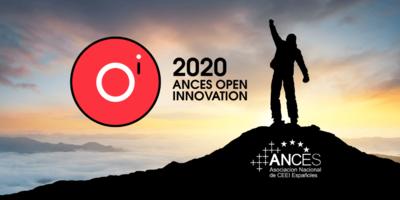 Ances Open Innovation 2020 - Evento final