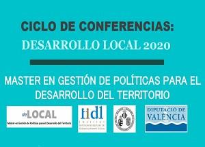 Ciclo de Conferencias: Desarrollo Local 2020