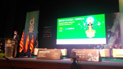 La participación de CEEI Castellón en Feria Destaca, centrada en la importancia de la colaboración para innovar