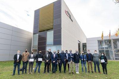 Tadoo, Next Electric Motors, Talentoo, Internxt y Cocircular ganan los 100.000€ de los Premios Órbita 2020
