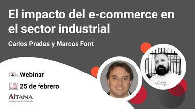 El impacto del e-commerce en el sector industrial