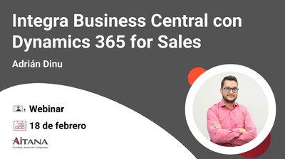 CRM WEEK II – Integra Business Central con Dynamics 365 for Sales, el CRM más potente de Microsoft
