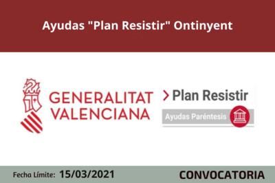 Ayudas Plan Resistir Ontinyent