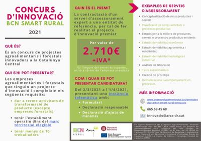 Concurso de Innovación BCN Smart Rural