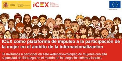 Webinar - El papel internacional de la mujer 2021
