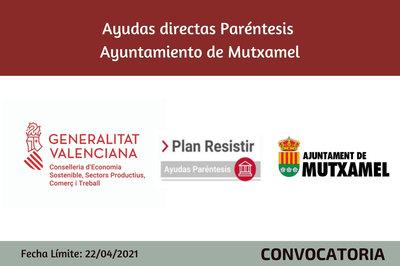 Ayudas Económicas Covid 19 - Ayuntamiento de Mutxamel
