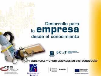 Biotecnología-OCIT (Programa de jornada)