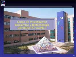 Grupo Investigación Bioquímica y Biotecnología (Presentación)
