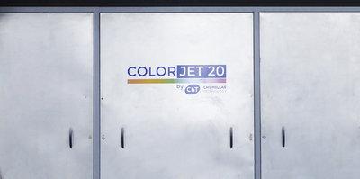 ARGENTA instala el COLORJET 20 de CHUMILLAS TECHNOLOGY