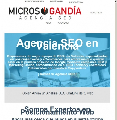 🚀 Agencia SEO en Valencia Marketing Online a tu Alcance